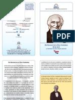 Brochure Día Nacional de La Ética Ciudadana 2018
