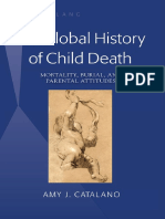 Amy J. Catalano-A Global History of Child Death_ Mortality, Burial, And Parental Attitudes-Peter Lang Inc. (2014)