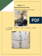 Planificacion Educativa Grupo 2