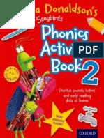 2 Donaldson Julia Phonics Activity Book 2