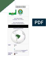 República Federativa de Brasil