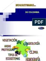 Eco Sistem as Colombia No s
