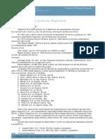 breve reseña historica de las cosechadoras en Argentina