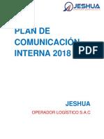 Plan de Comunicacion Interno Final