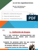 C-11.- a a Los Gruposen Lasorganizaciones (1)