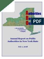 Abo 2018 Annual Report