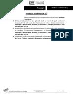ENUNCIADO Producto Académico N 03