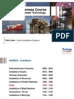 USB - Felix Loten - SUT Subsea Installation 2014-05-29