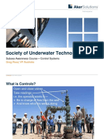 USB - Greg Ross - Society of Underwater Technology 2014