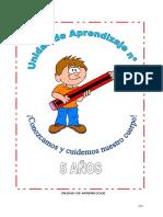 SESIÓN DE APRENDIZAJE 5 años.doc
