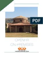 Pre-requisistos OpenHR on Premises