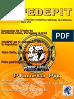 Revista Planeta Pit Mayo 2012 Def