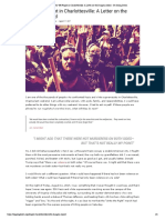 Exhibit 4 - Why We Fought in Charlottesville_ a Letter on the Dangers Ahead - It's Going Down