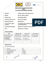 Signed PQT - Field Joint Coating