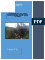 Memoria Descriptiva Puente CUSHURO 5pag