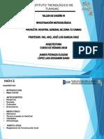 METODOLOGÍA PARA EL DISEÑO ARQUITECTÓNICO