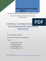 Informe Granja Porcon