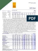 HDFC Bank 17102008