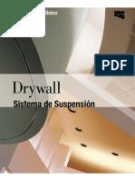 Crea Tu Diseño Único. Drywall Sistema de Suspensión