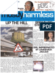 Mostly Harmless Issue 5