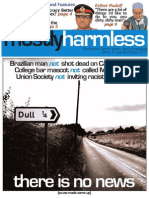 Mostly Harmless Issue 6