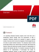 HC110110022 Advanced Enterprise Solutions Overview