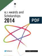 Iet - Awards Book_2014_ Web Final