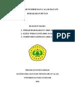 MAKALAH KEBAKARAN HUTAN.docx