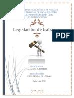 Legislación de Trabajo