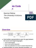 5_IntermediateCodeGeneration