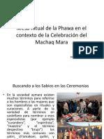 Mesa Ritual de La Pawa