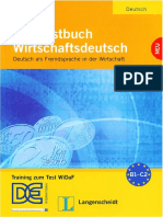Das Testbuch Wirtschaftsdeutsch (1)