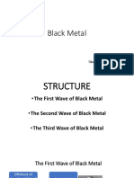 Black Metal PPT