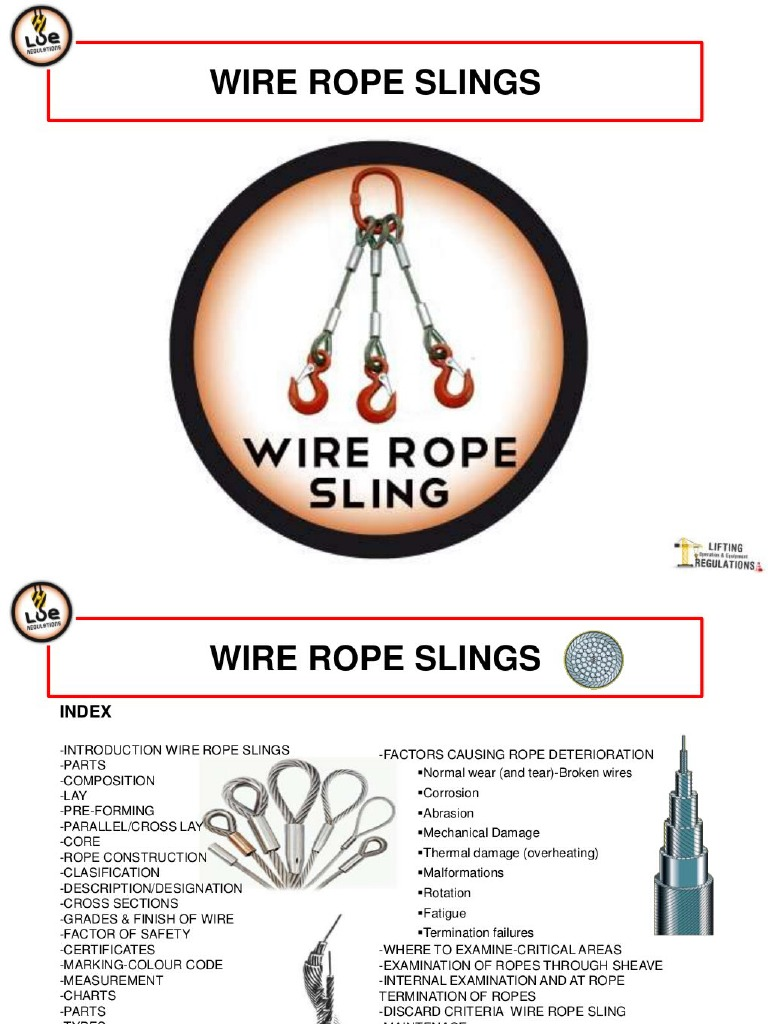 Dorable Wire Rope Damage Photos - Simple Wiring Diagram ...