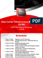 CFRT Data Center Infrastructure Mgmt
