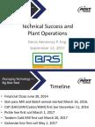 BRS Plant
