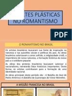 Artes Plásticas No Romantismo Brasileiro