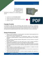 IT SS12D IR - Illuminatore ad Infrarosso
