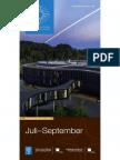 ESO Supernova Quarterly Programme 2018, July–September