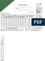 Model Foaie de Parcurs 2