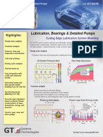 Lubrication, Bearings & Detailed Pumps