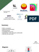 MoEDAL Presentation - CERN 2017