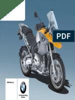 Rider's Manual R_0307_RM_0606_R1200GS_01