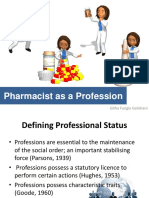 3. Pharmacist as a Profession.pptx