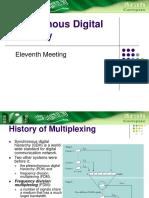 11 Synch Digital Hierarchy