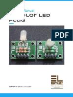 Elint Labz - Bi-color LED Plug Manual