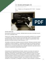 Activenews.ro-autoritate Și Canon Școala Psihologilor II