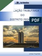 Apostila de Legislacao Tributaria Distrito Federal