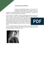 Biografía de José María Arguedas