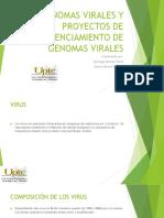 genomasviralesyproyectosdesecuenciamientodegenomas-120903135804-phpapp02